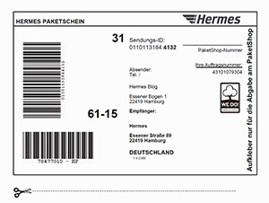 Hermes paketverfolgung de tracking support for Depot neutraubling