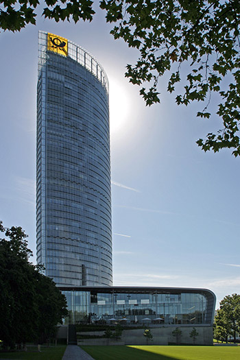 deutsche post tower