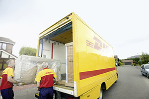 moebel transport dhl