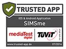 simsme trusted app