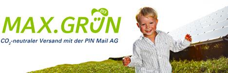 pin mail max gruen