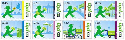 pinmail briefmarken