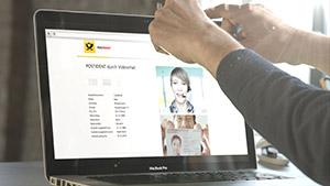 POSTIDENT Verfahren der Deutschen Post erhält Videochat Funktion